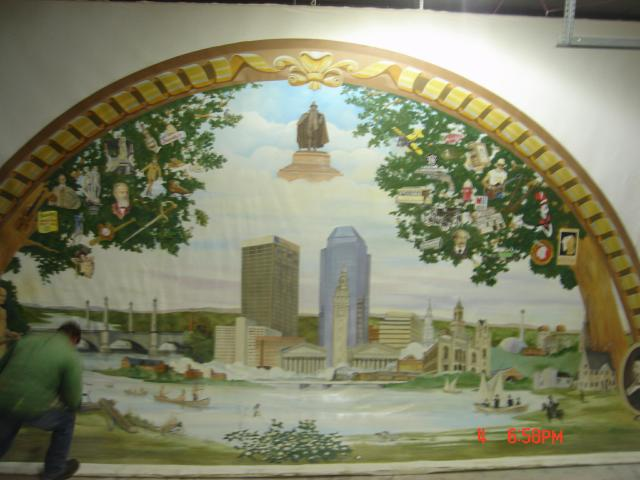 Murals historic for Mural history