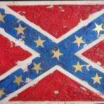 Rebel Flag - 13 Flags Orginal Painting SOLD